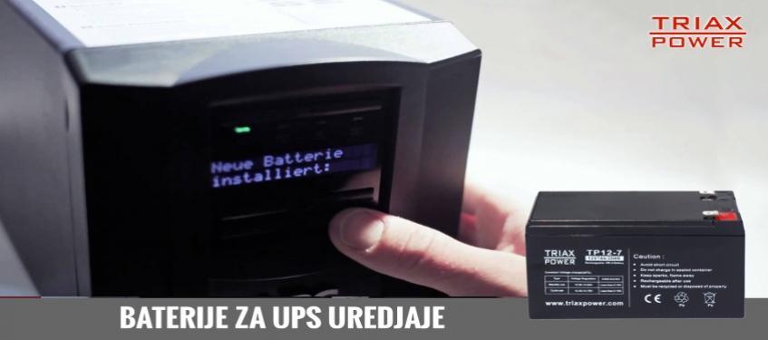 baterije za UPS uredjaje, alarmne sisteme, fiskalne kase, decije automobile