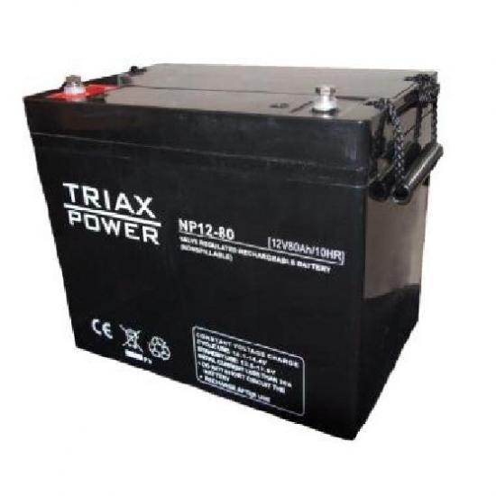 baterija 12v 80ah