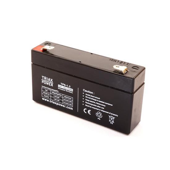 Baterija 6V 1.3Ah