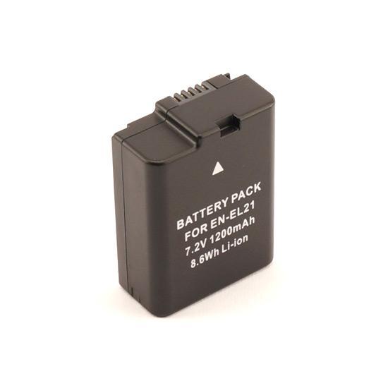 Baterija Nikon en-el21