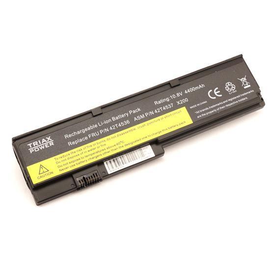 Baterija za Lenovo ThinkPad X200s | 42T4835