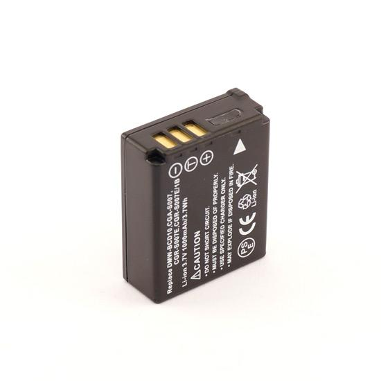 CGA-S007 panasonic baterija