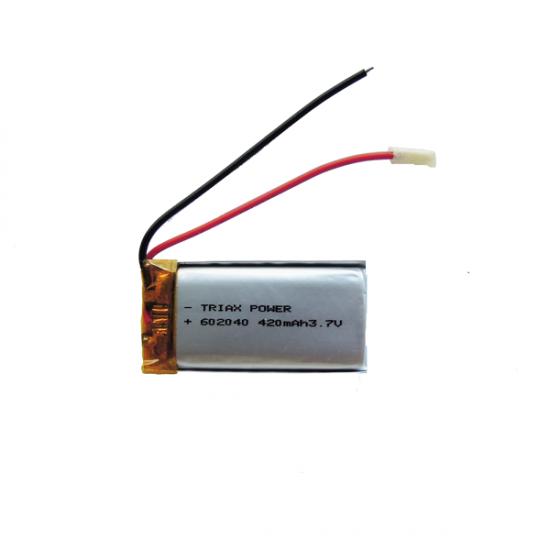 li-po baterija 602040