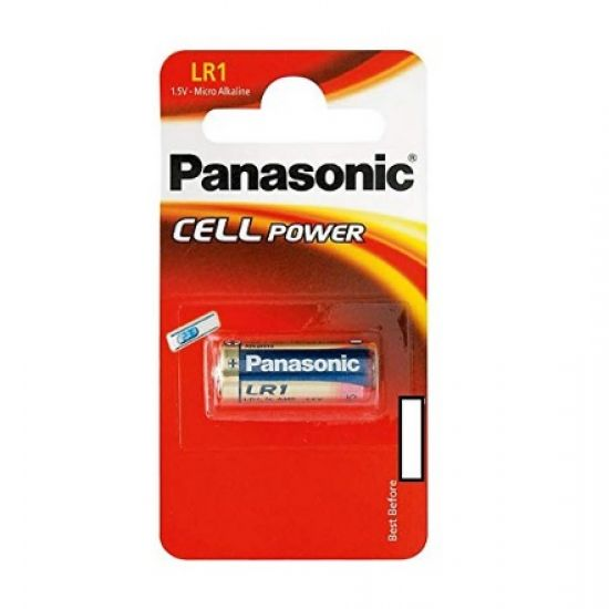 Panasonic LR1 baterija