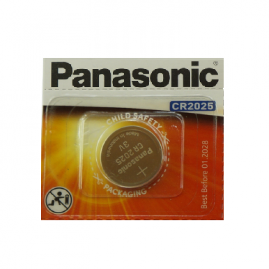 Panasonic CR2025 baterija