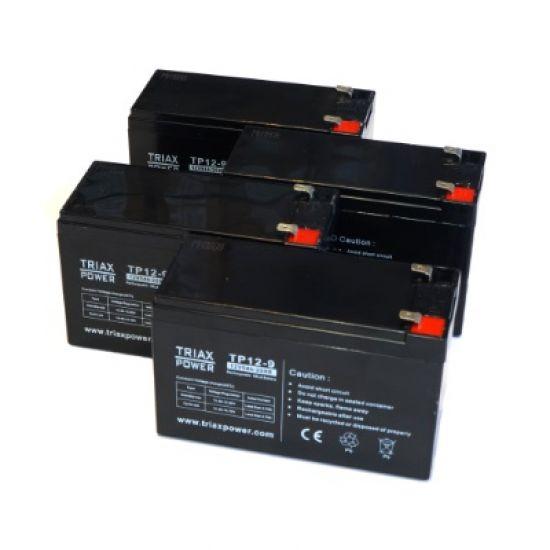 RBC8 baterija