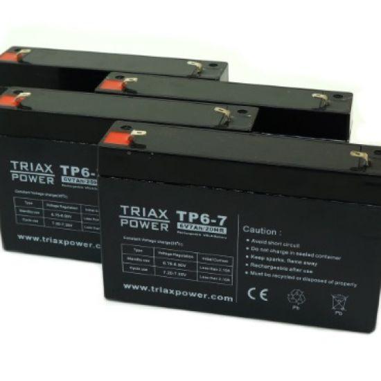 Baterije za UPS 6V 7Ah RBC34