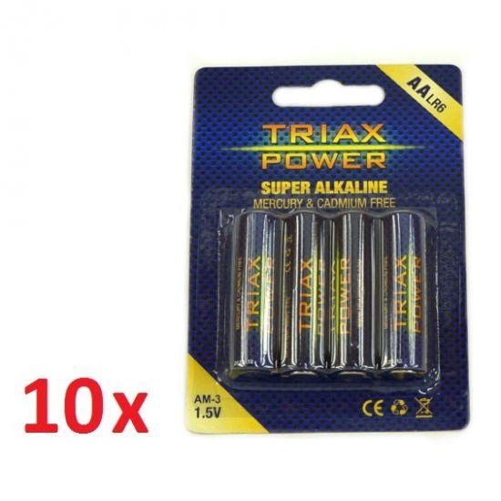 Alkalne Baterije LR6