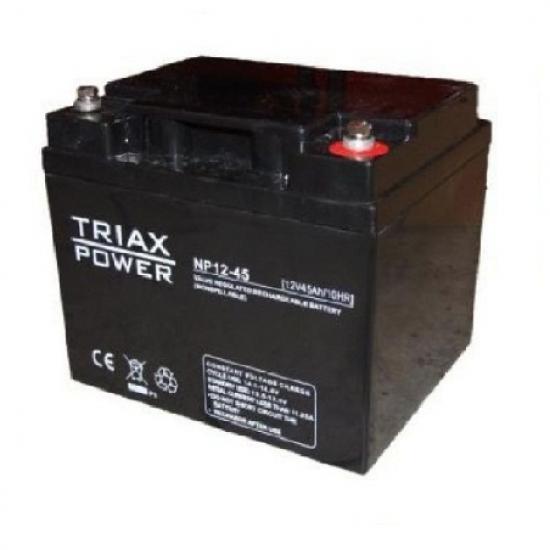 baterija  12v 45ah
