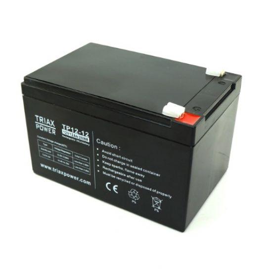Baterije 12V 12Ah
