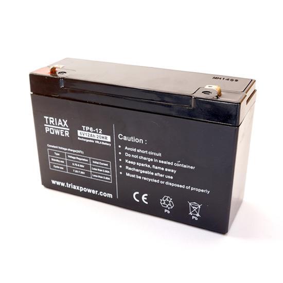 baterija 6v 12ah