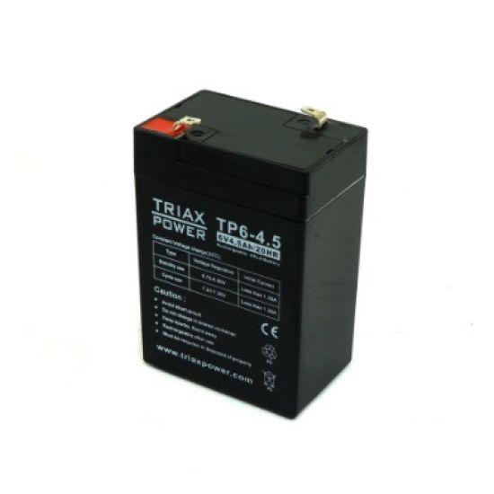 Baterija za panik lampu 6V 4,5Ah