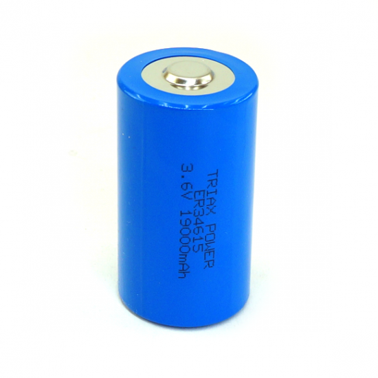 ER34615 D size baterija 3.6V