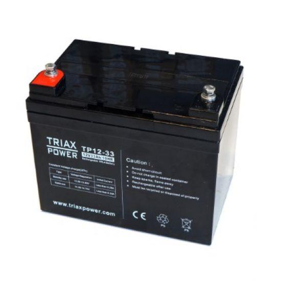 baterija 12v 33Ah