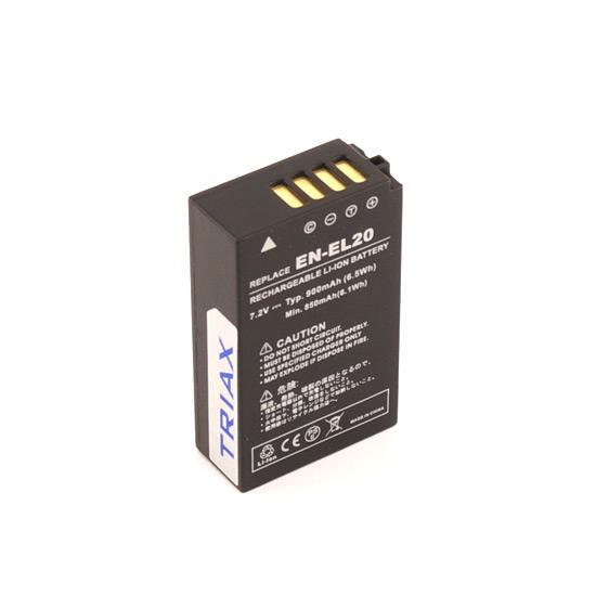 baterija nikon en-el20