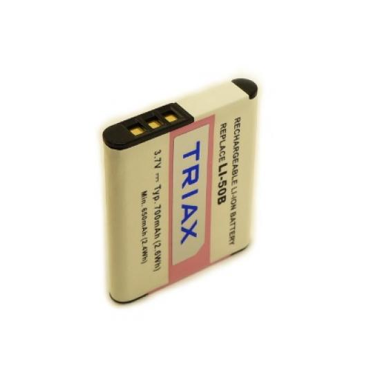 Baterija za OLYMPUS D-750