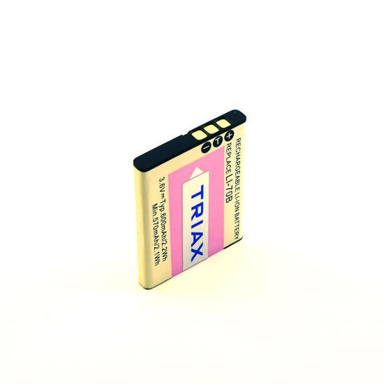 baterija olympus li-70b