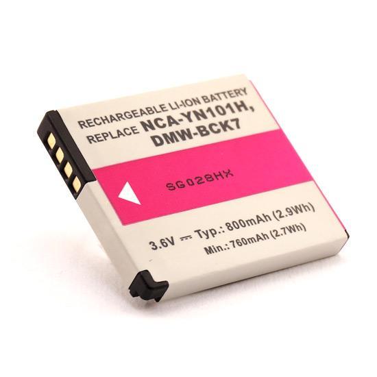 baterija panasonic DMW-BCK7