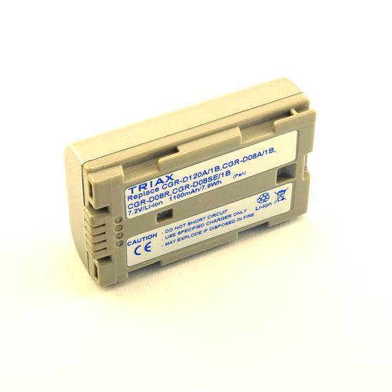 baterija panasonic cgr-d120