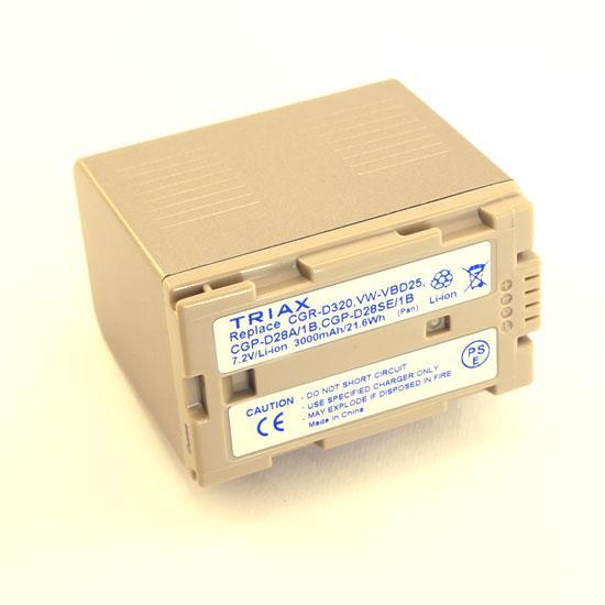 baterija panasonic cgr-d320