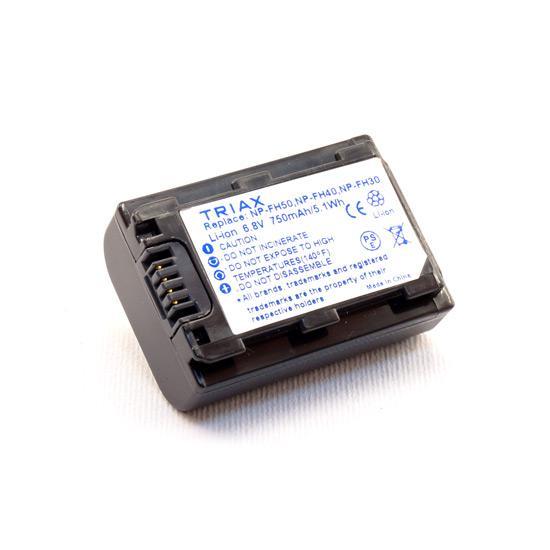 baterija sony np-fh50