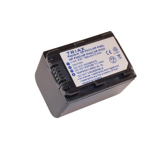 baterija sony np-fh70