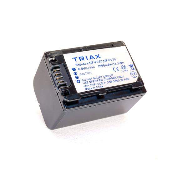 baterija sony np-fv70