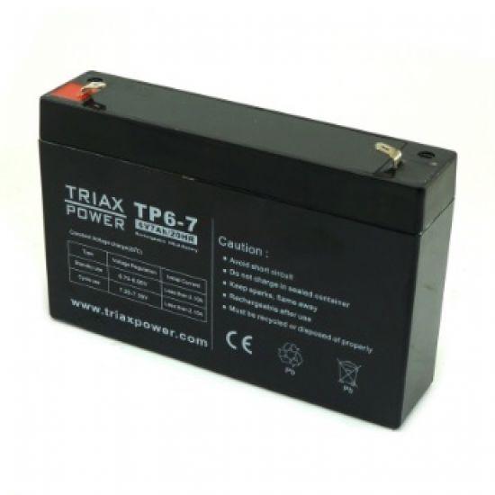 Baterije za Panik Svetla 6V 7Ah