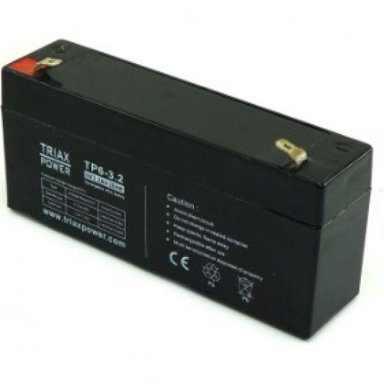 baterija za panik lampu od 6V i 3.2Ah
