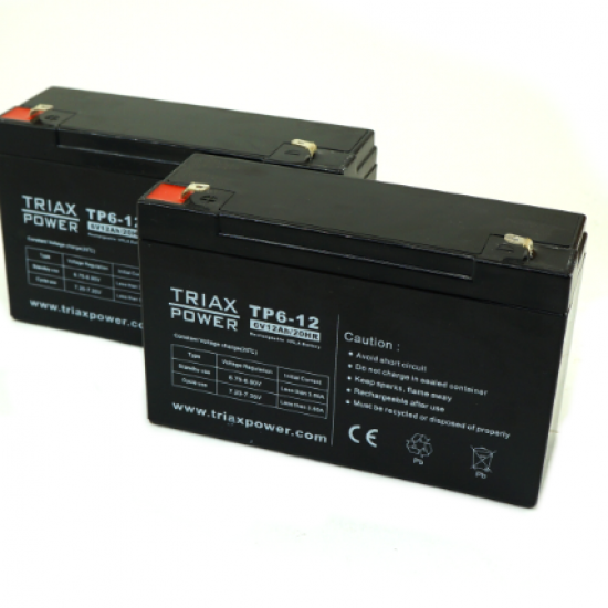 RBC3 baterija