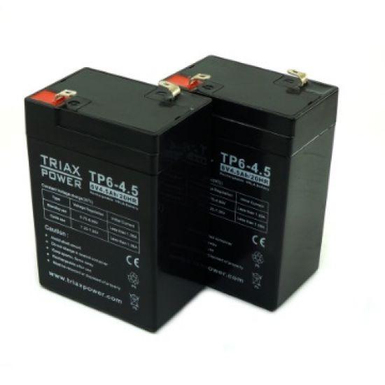 baterije ups 6v 2komada