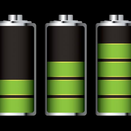 Test laptop baterije