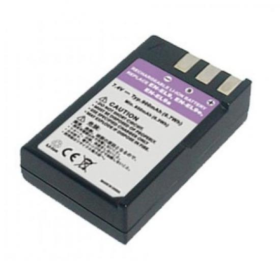 baterija za nikon en-el9