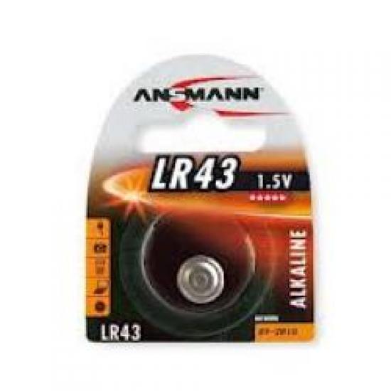 lr43 Baterija