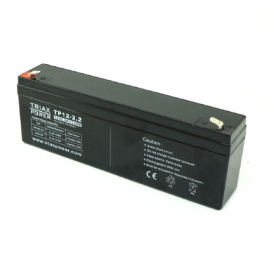 Baterija 12V 2.2Ah