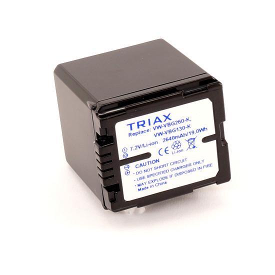 panasonic baterija vw-vbg260