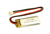 li-polymer 105mAh baterija